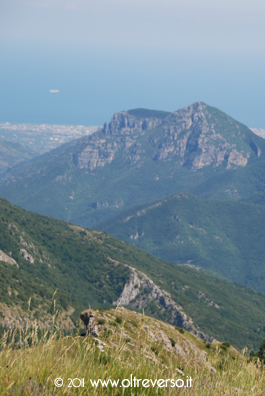 Albenga dal Monte Armetta
