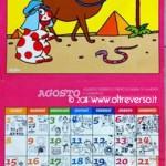 calendario della pimpa