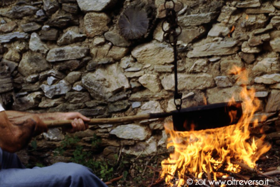 Tempo di castagne e caldarroste