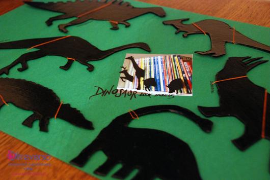 dinosauri da libreria