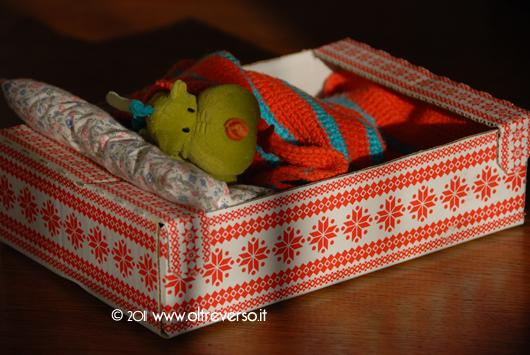 Addobbi natalizi last minute con i biscotti ikea decorati for Lettino bambole ikea