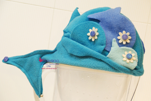 Favori Costume da Carnevale da pesce per bambini piccoli FR33