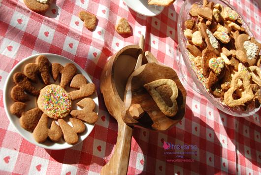 Idee regalo per San Valentino: biscotti speciali