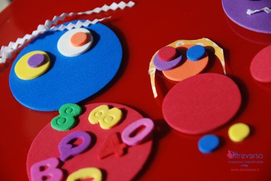 Giochi Per Bambini Con I Ritagli Di Carta E Crepla