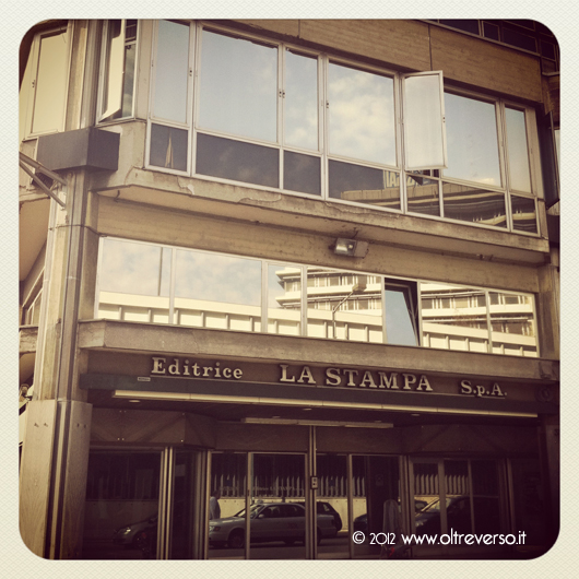 La Stampa, via Marenco 32, Torino