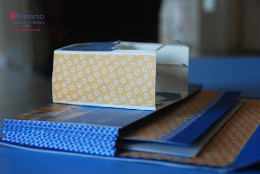 book handmade pop up