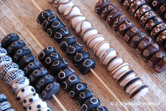 Social fimo: perline per collane