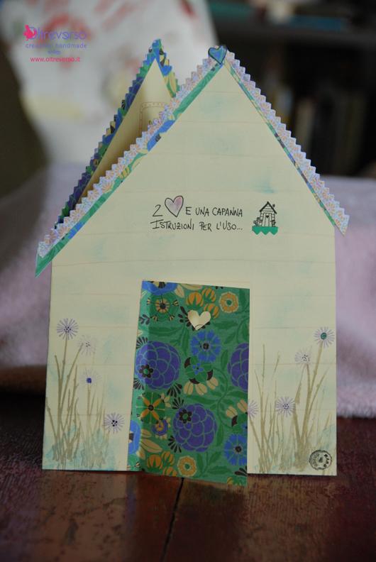 Matrimonio In Parigi : Tempo di wedding card un biglietto d auguri handmade per