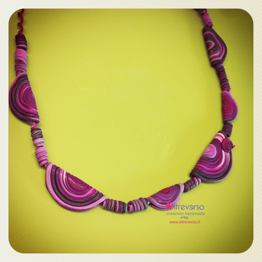 fimo nacklace