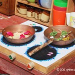 Wooden Play Kitchen: la cucina panchina