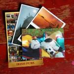 postcard, cartoline postali, tarjeta postal, carte postale