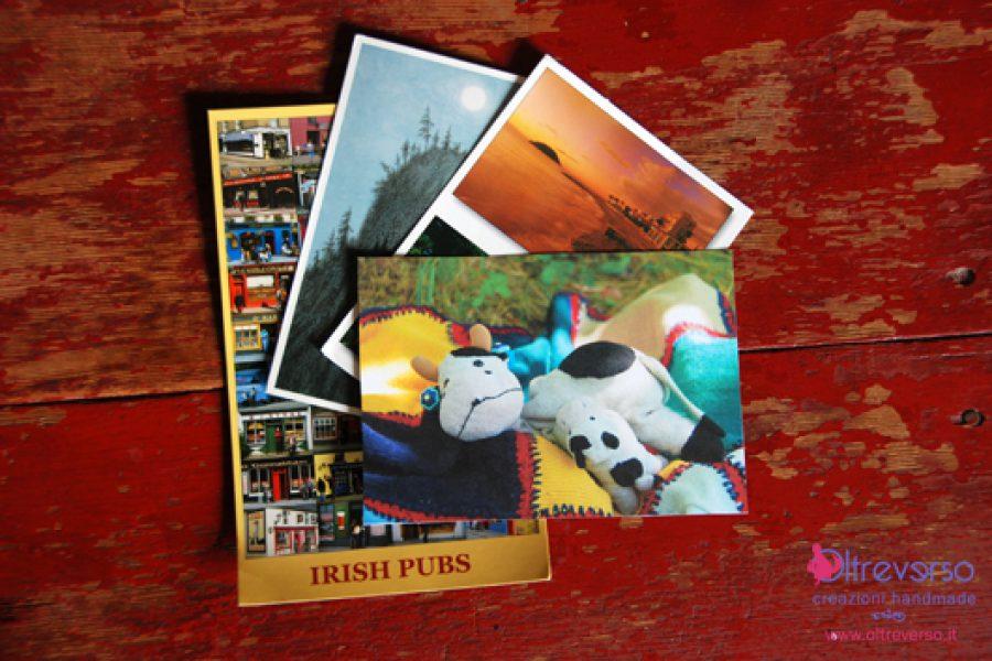 Cartoline personalizzate fai-da-te e postcard printing