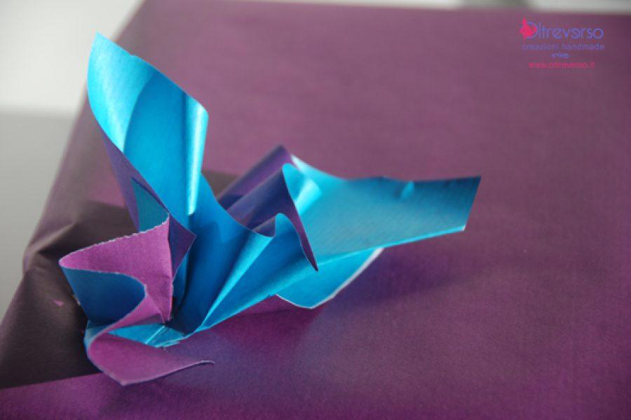 Pacchi regalo con carte bicolore