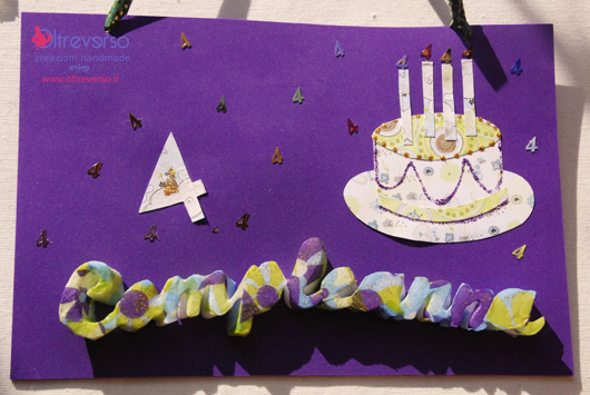 6_compleanno_bambini_cartello_porta_polistirolo_archettoacaldo_decoupage