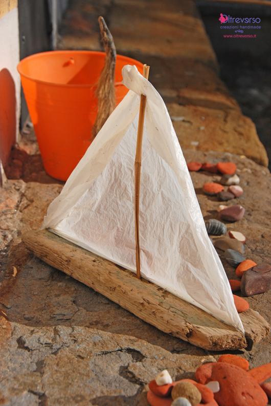 driftwoodcraft_barcaavela_legnetti_mare_riciclo_sacchetti_diy