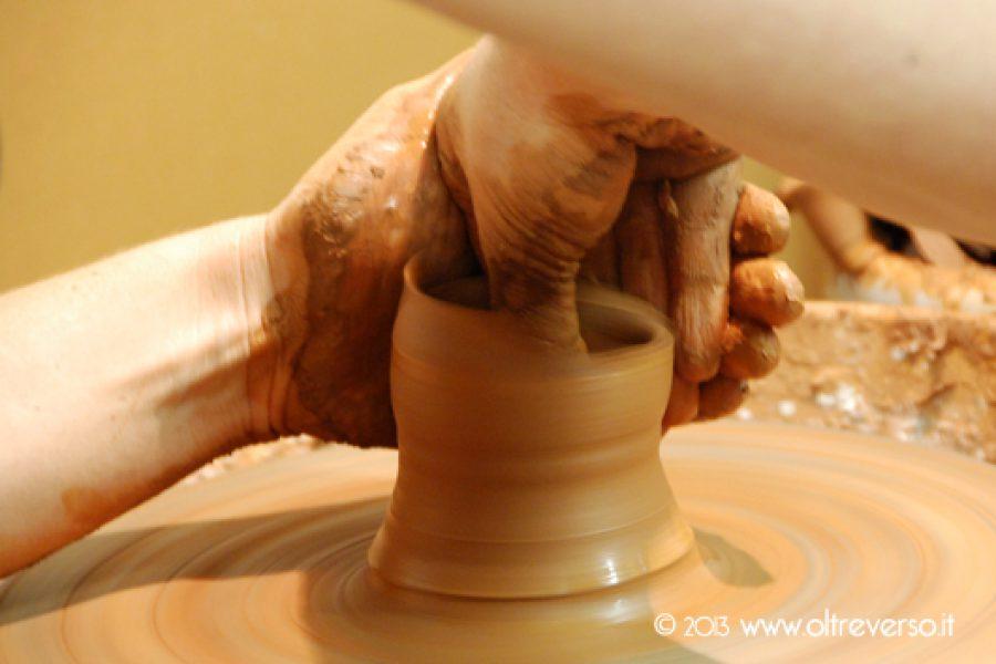 Le Sentier des Ocres e la prima lezione di poterie con AirB&B