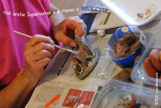 NONNA_sculture_pietre_mare_sea_stone_craft_lavorettidas