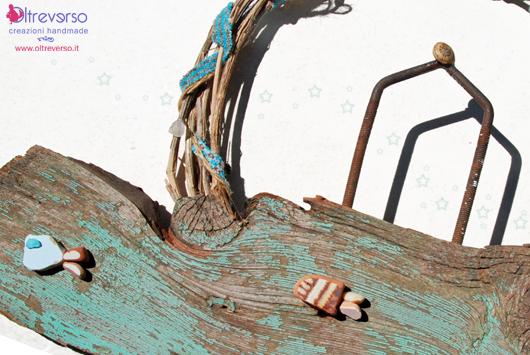 quadro_legno_sassi_casa_mare_dyi_oltreverso_creazionihandmade