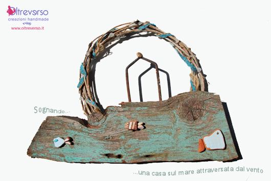 Costruire una casa diy al mare da sogno for Costruire uno stagno