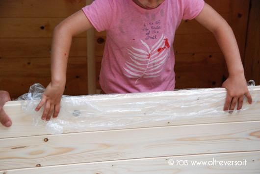 Capanna bambini faidate lista della spesa cosa serve da for Costruire una semplice capanna di legno