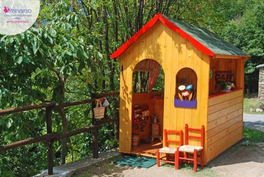 Abilmente pin contest abilmente progetti diy albero - Casetta giardino bambini ikea ...