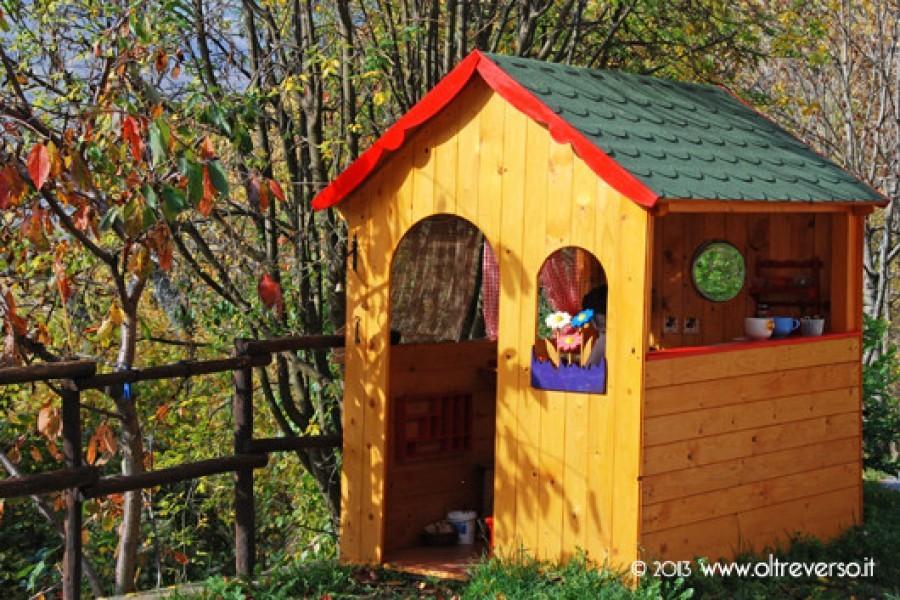 Chiudere la capAnna, raccogliere le castagne e piantare le tuberose: l'autunno con i bambini