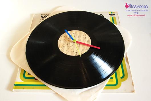 disco-vinile-lp-riciclo-orologio-vinyl-clock-vinilo-vinyle-carteantiche