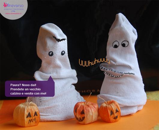 calzino-selavggio-riciclo-bambini-giochi-fantasmi-halloween