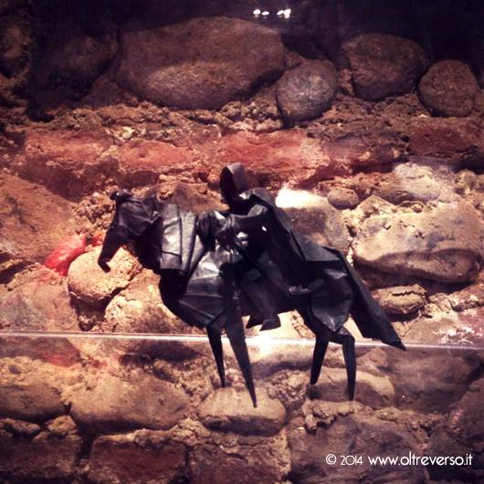 mostraorigami-spiritodicarta-torinopalazzobarolo-nazgul