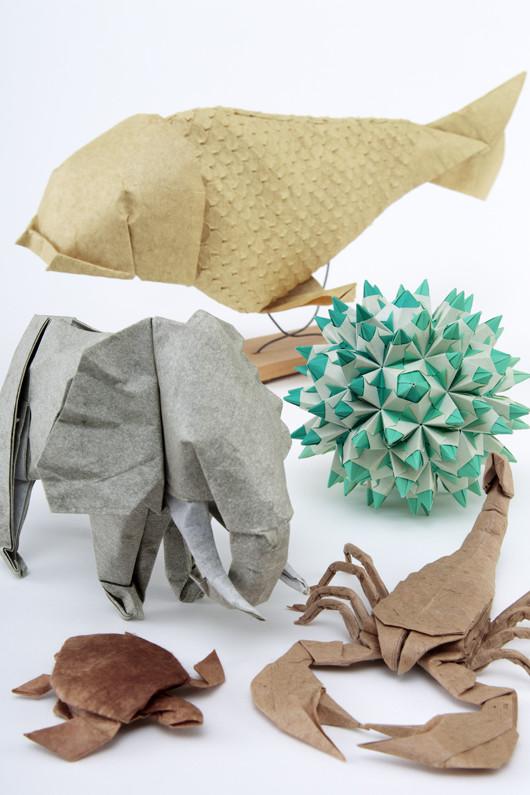 mostraorigami-spiritodicarta-torinopalazzobarolo-origami