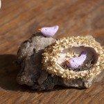 Un uovo e un nido di Pasqua faidate in legno con Dremel + tutorial