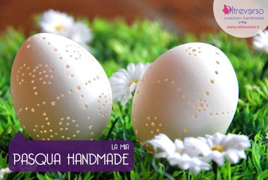 idee handmade fai da te per decorare le uova di pasqua