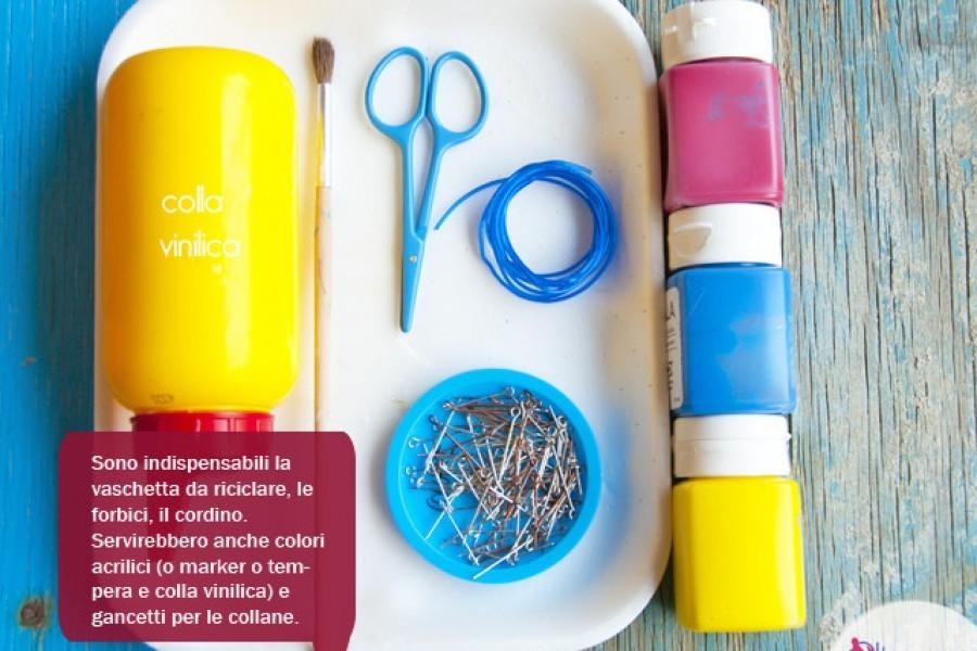 Idee per riciclare polistirolo e polistirene + tutorial