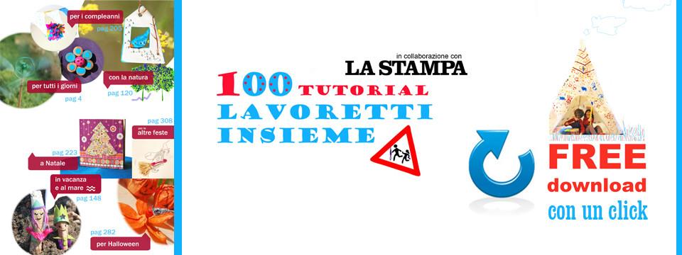 100 lavoretti insieme ai bambini con tutorial free prenatale free download