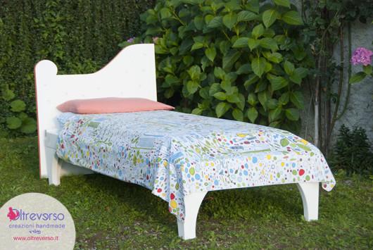 Tutorial letto magnetic free fai da te con la testiera testata faidate stellata - Costruire testiera letto ...