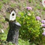 Una casetta per gli uccelli fai-da-te con i bambini + tutorial
