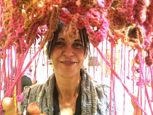 Daniela Cerri atelier bijoux Abilmente crochet