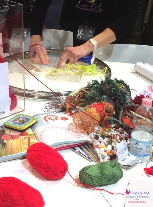 abilmente corsi atelier crochet e tricot sul filo dell'arte