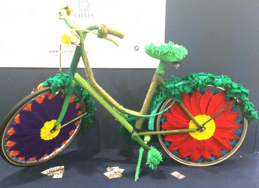 Sul filo dell'Arte - bicicletta