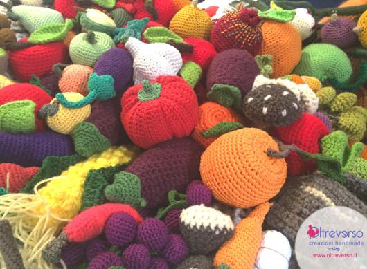 cornucopia expo wilma strabello frutta verdura crochet