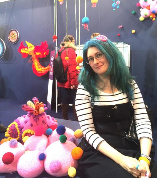 Luisa De Santi - Crochet 3D