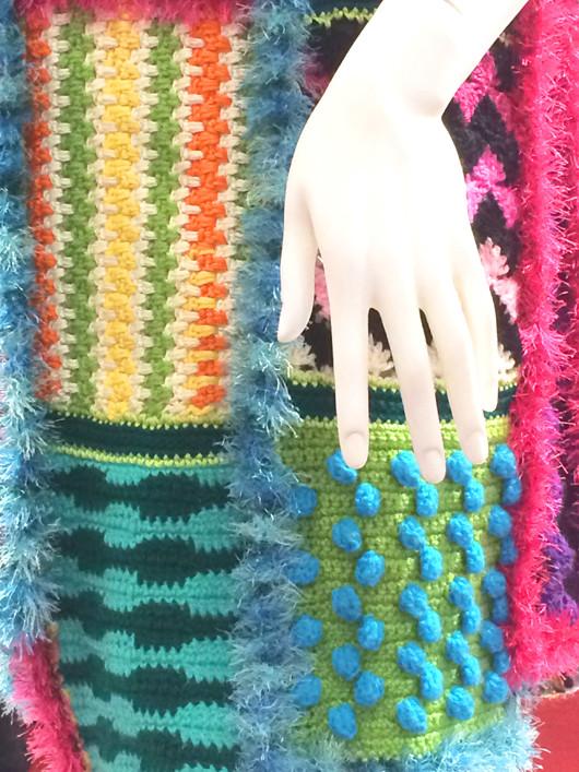 Luisa De Santi patchwork
