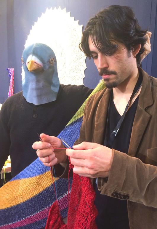Magliuomini Abilmente atelier crochet tricot