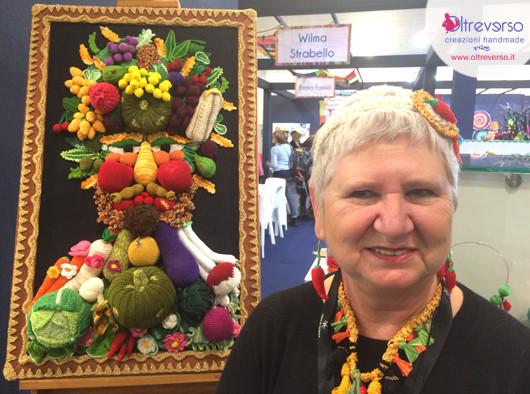 Wilma Strabello Abilmente 2015 atelier tricot crochet