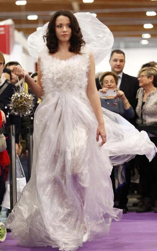 Inverno abito da sposa Maggiolo