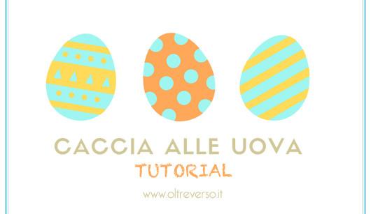 Come organizzare una caccia alle uova Kinder Sorpresa di Pasqua
