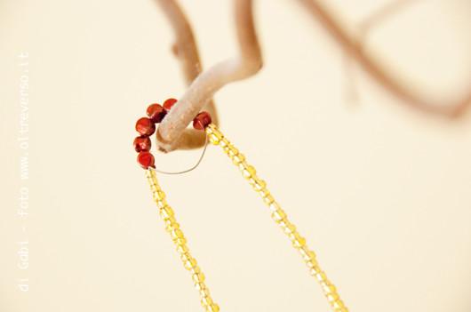 campane capsule caffè nespresso pasqua perline beads