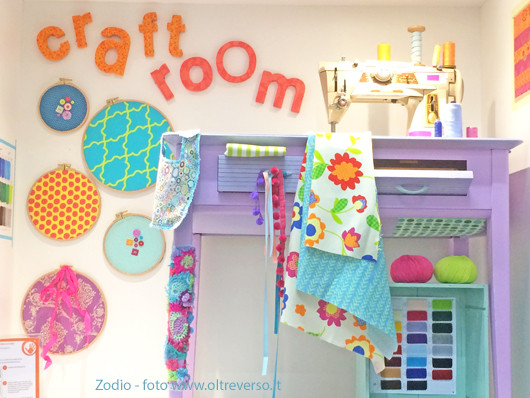 Zodio Rozzano Milano home decor  handmade cucito craftroom