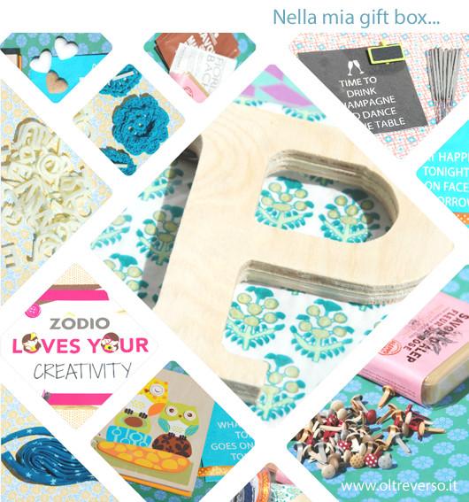gift box creativa zodio oltreverso
