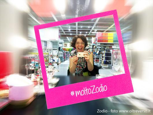 Oltreverso selfie #moltozodio